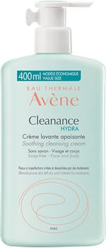 Avène Cleanance Hydra Soothing Cleansing Cream (400ml)
