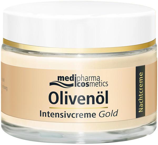 Medipharma Olivenöl Intensivcreme Gold Zell-Aktiv Nachtcreme (50ml)