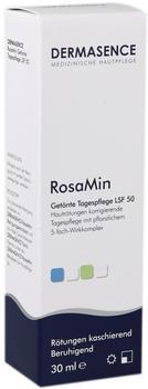 Dermasence Rosamin getönte Tagespflege LSF 50 (30ml)