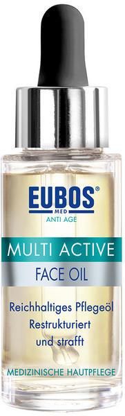 Eubos Anti Age Multi Active Face Oil (30ml)