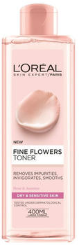 L'Oréal Fine Flowers Toner normal and mixed skin (400 ml)