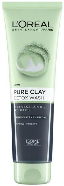 L'Oréal Pure Clay Detox Wash (150 ml)