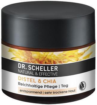Dr. Scheller Distel & Chia Reichhaltige Pflege Tag (50ml)