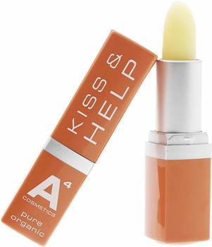 A4 Cosmetics Kiss & Help Lipbalm (4g)
