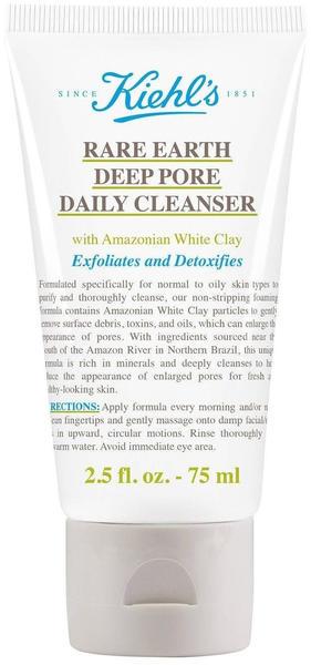 Kiehl's Rare Earth Deep Pore Daily Cleanser (75ml)