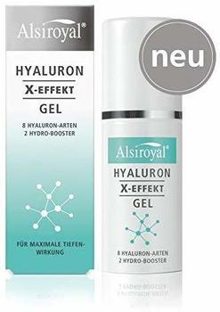 Alsitan Alsiroyal Hyaluron X-Effekt Gel (30ml)