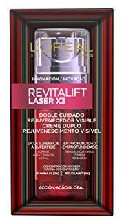 L'Oréal RevitaLift Laser X3 Day Cream Double Care (50 ml)