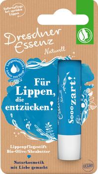 Dresdner Essenz Lippenpflegestift Naturell ´Für Lippen die entzücken´
