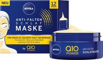 Nivea Q10 Power Anti-Falten Schlafmaske (50ml)