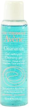 Avène Cleanance Cleansing Gel (100 ml)