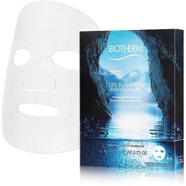 Biotherm Essence-in-Mask (6 Stk.)