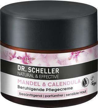 Dr. Scheller Mandel & Calendula beruhigende Pflegecreme (50ml)