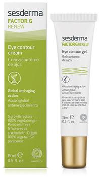 Sesderma Factor G Renew Eye Contour Cream (15 ml)