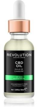 Makeup Revolution Skincare CBD Oil (30ml)