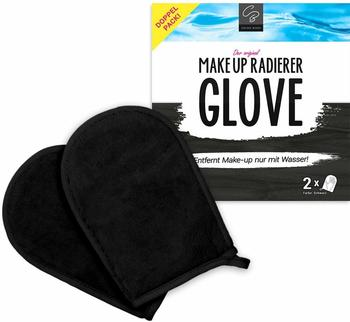 Celina Blush der original MakeUp Radierer Glove schwarz (2 Stk.)