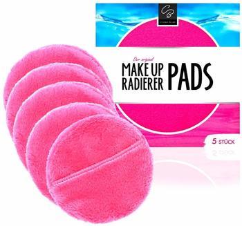 Celina Blush der original MakeUp Radierer Pads pink (5 Stk)