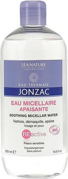 Eau thermale Jonzac Reactive soothing micellar water (500 ml)