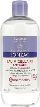 Eau thermale Jonzac Sublimactive anti-aging micellar water (500 ml)