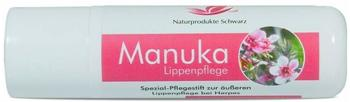Naturprodukte Schwarz Manuka Lippenpflege bei Herpes (4,8g)