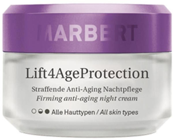 Marbert Lift4AgeProtection Firming Anti-Aging Night Cream (50ml)