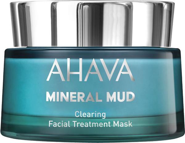 Ahava Mineral Mud Clearing Facial Treatment Mask (50ml)