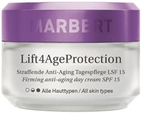 Marbert Lift4AgeProtection straffende Anti-Aging Tagespflege (50ml)