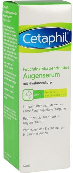 Cetaphil Augenserum mit Hyaluronsäure (14ml)