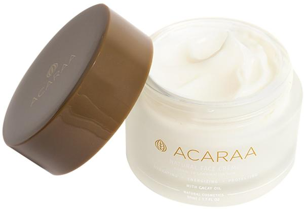 Acaraa Naturkosmetik Gesichtscreme für normale und Mischhaut (50ml)