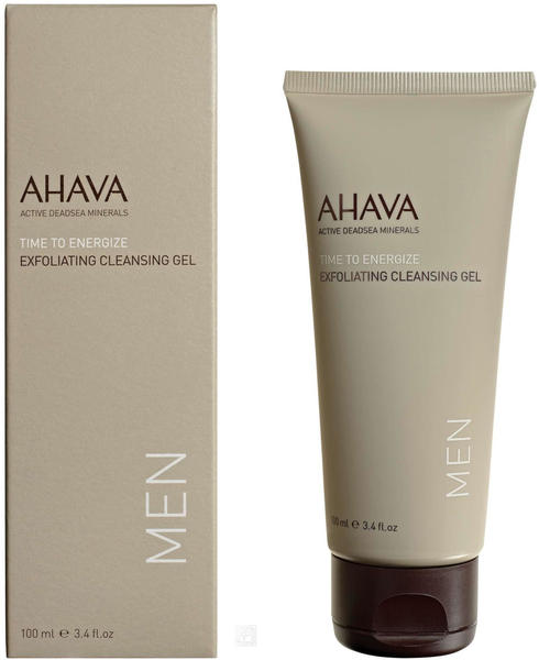 Ahava Time to Energize Cleansing Gel for Men (100ml)
