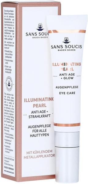 Sans Soucis Illuminating Pearl Anti-Age + Glow Eye Care (15ml)