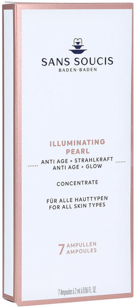 Sans Soucis Illuminating Pearl Concentrate (14ml)