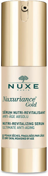 NUXE Nuxuriance Gold Nutri-revitalizing Serum