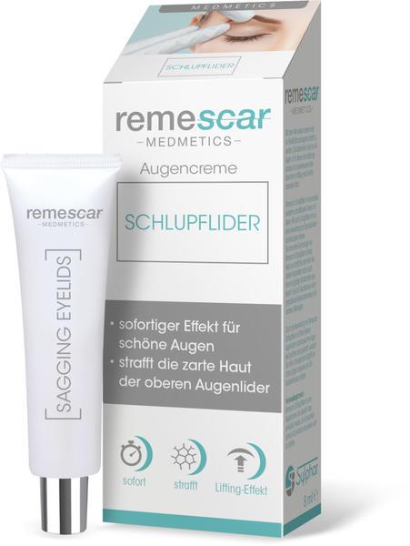 Remescar Schlupflider Augencreme