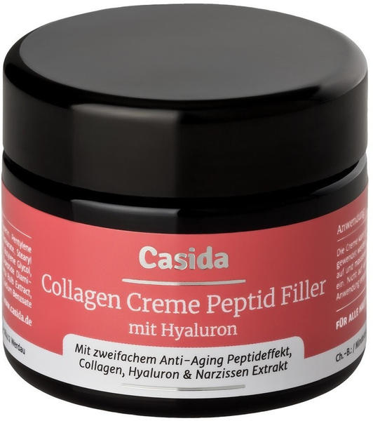 Casida Collagen Creme Peptid (50ml)