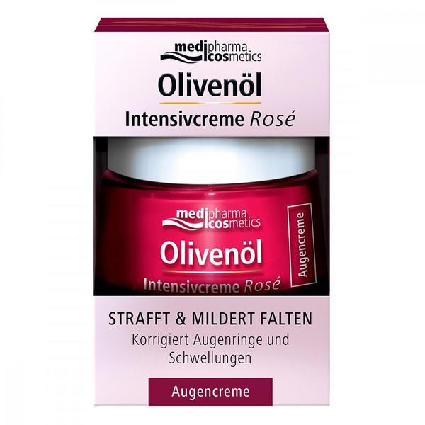 Medipharma Olivenöl Augencreme Rose (15ml)