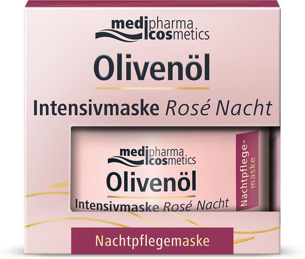 Medipharma Olivenöl Intensivmaske Rose Nacht (50ml)
