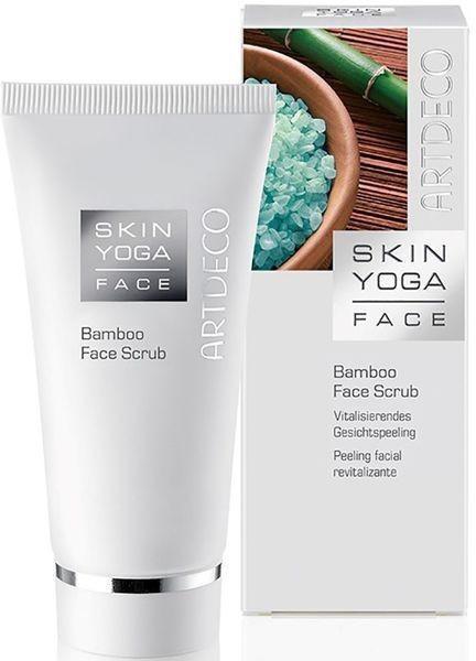 Artdeco Skin Yoga Bamboo Face Scrub (50ml)