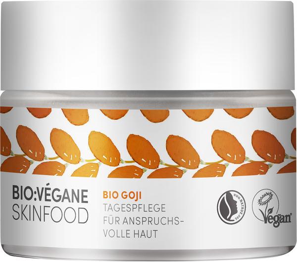 Bio:Végane Bio Goji Tagespflege (50ml)