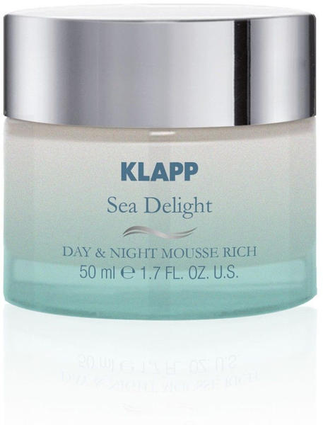 Klapp Sea Delight Day & Night Mousse Rich (50ml)