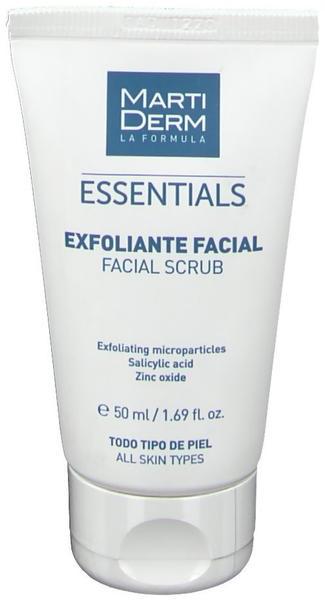 Martiderm Essentials Facial Scrub (50 ml)