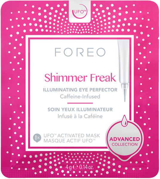 Foreo Ufo Shimmer Freak Gesichtsmaske (6 Stk.)
