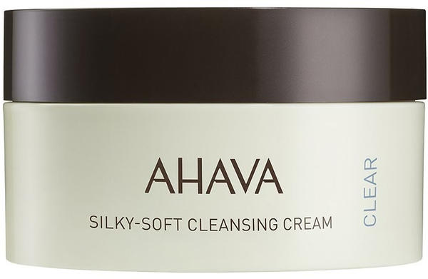 Ahava Time To Clear Silky-Soft Cleansing Cream (100ml)