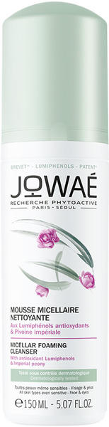 Jowaé Micellar Foaming Cleanser (150ml)