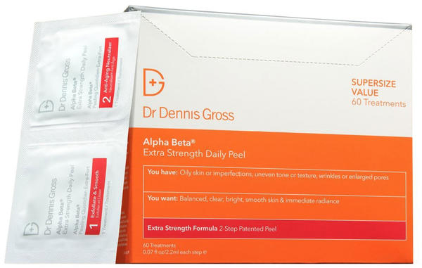 MDSkincare Alpha Beta Peel Extra Strength (60Stk.)