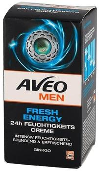 Aveo Men Fresh Energy 24h Feuchtigkeitscreme
