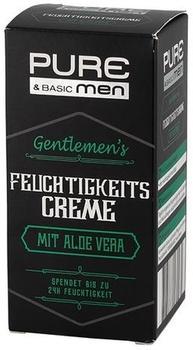 Pure & Basic Men Gentlemen´s Feuchtigkeitscreme