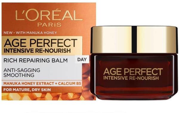 L'Oréal Age Perfect Intensive Renourish Manuka Honey Day Cream 50ml