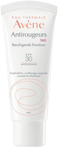 Avène Antirougeurs Tag Beruhigende Emulsion SPF 30 (40ml)