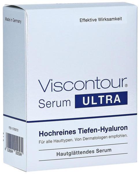 Viscontour Serum Cosmetics Serum Ultra Ampullen (20x1ml)