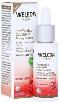 Weleda straffendes Gesichtsöl Granatapfel (30ml)